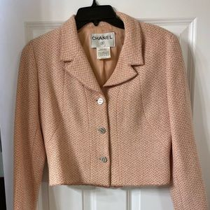 Authentic Vintage Chanel Blazer